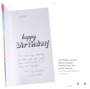 Greeting Cards From 'Twitter Friends' 03